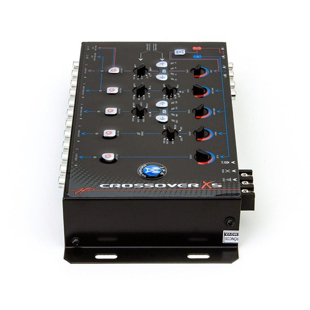 Crossover Digital Jfa X5 Bass 5 Vias Reforço Graves Sub - R$ 310,99 em Mercado Livre