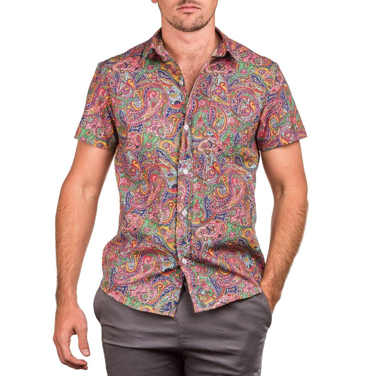productos de calidad calidad y cantidad asegurada vende camisas manga corta hombre estampadas br6c20ed4 ...