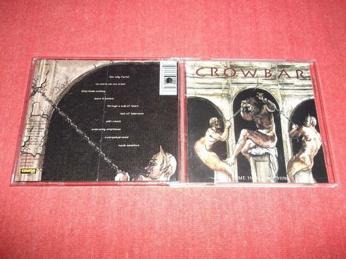 crowbar - time heals nothing cd usa ed 1995 mdisk
