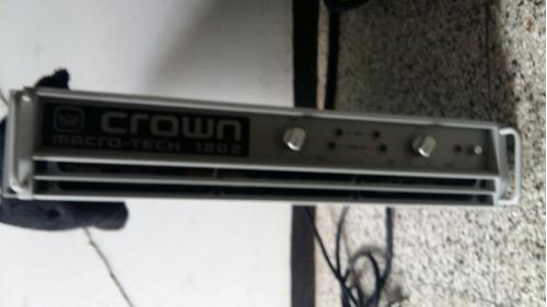 crown macro tech 1202