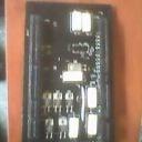 crown panel de distribución de la placa de circuito