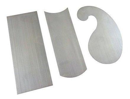 crown tools scraper burnisher & 3 piece french arno profile