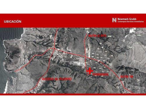 cruce ruta 78 y ruta g-974 (malvilla - casablanca)
