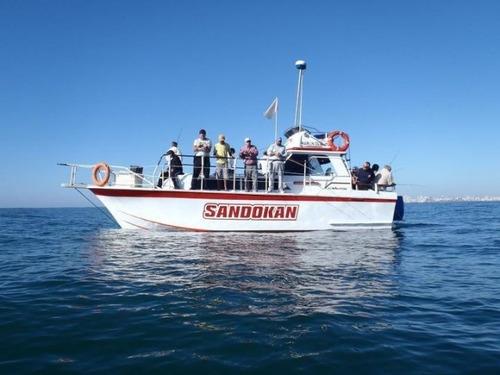 crucero 11 mts motor 350 hp  mat rey habilitado ecoturismo