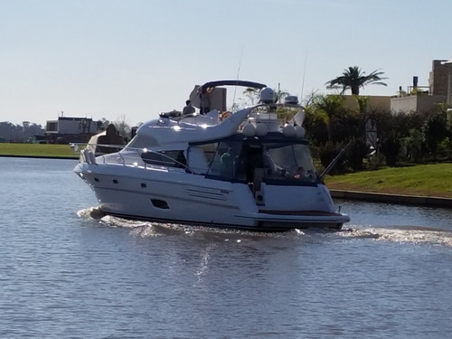 crucero antago 50 klase 2 x 650 hp ivecco gatti barcos