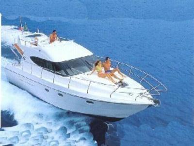 crucero azimut 36 caterpillar 300 hp x 2- zanovello barcos -