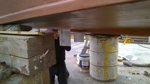 crucero baader boyero a terminar interiores
