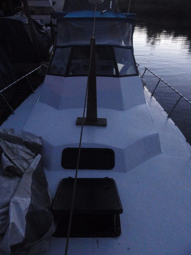 crucero barco 750, mercruiser turbo diesel 2013. vendo ya!