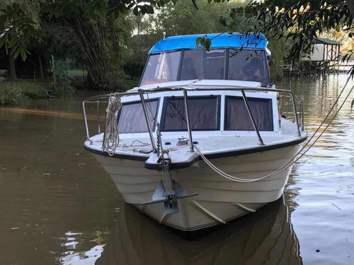 crucero barco yate nautiglas 1993 motor v8 pfaffen autos l