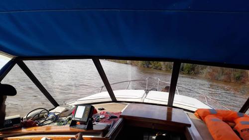 crucero barco yate nautiglas 7.28mts. v8 g pfaffen autos