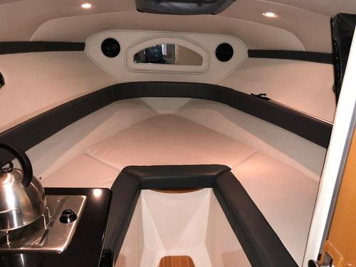 crucero canestrari 275 con volvo 300 hp pata sx año 2012