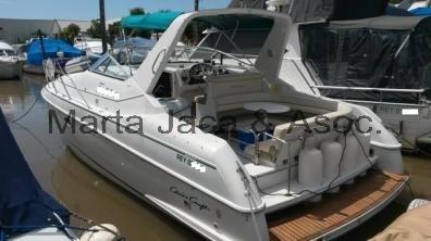 crucero chris craft 322