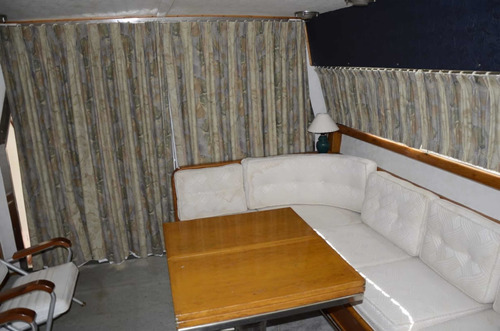 crucero comanche 48, (2) gm detroit diesel . oportunidad !!!