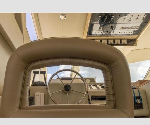 crucero comanche 48 - sergio bonora yates