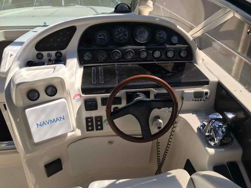 crucero cranchi smeraldo 36 2 x 230 hp volvo d dp 1997 italy
