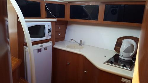 crucero custom 38 2008 - 2x230hp volvo p duo  gatti barcos
