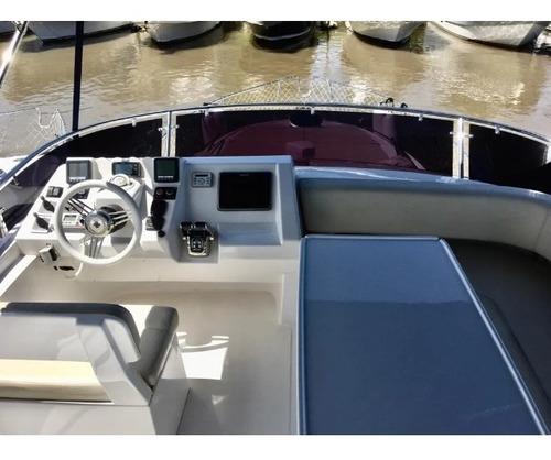 crucero custom 45 2016 náutica favarolo
