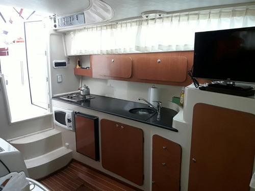 crucero custom compact 2011 2 x 120hp diesel