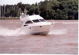 crucero custom santana 38 2008 - 2x230hp volvo gatti barcos