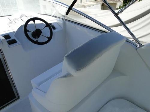 crucero custon 0hs(solo casco) real oferta! marina uno