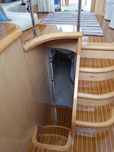 crucero custon 48 fly 2 iveco 450 2012 como nuevo financio