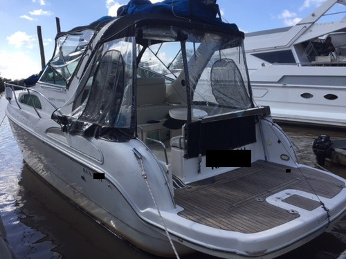 crucero custon compact con mercruiser 2 x 120 hp diesel 2005