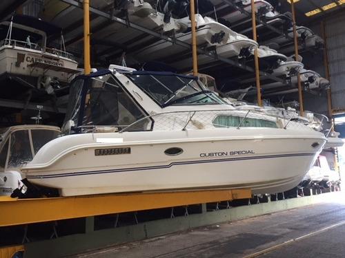 crucero custon special con mercruiser 5.0 lts año 2007