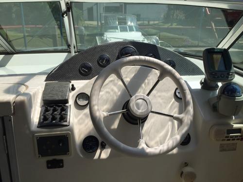 crucero custon special con mercruiser 5.0 lts ao año 2005