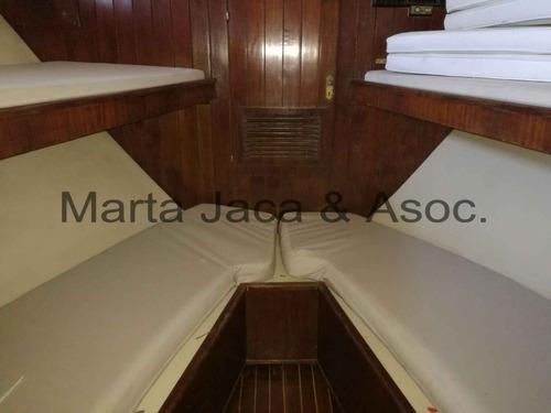 crucero de madera chediek