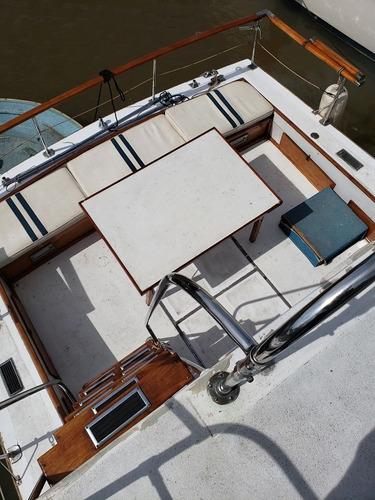 crucero de madera, excelente estado gral..