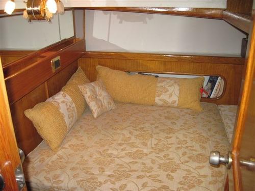 crucero de plástico trawler grand class 48 pies