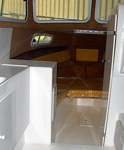 crucero fisher cabin 710 mercruiser 140hp contado o permuto!