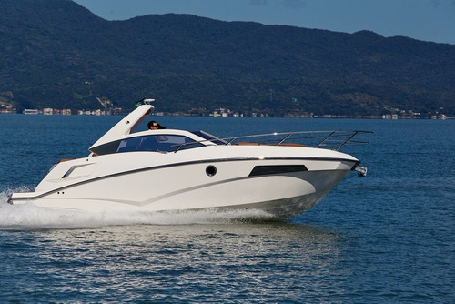 crucero fs yachts 275 concept con volvo 300 hp dp nuevo 0 hs