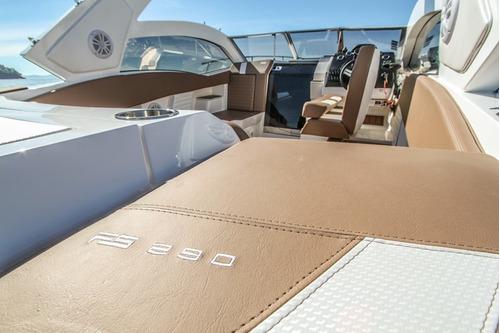 crucero fs yachts 290 volvo 300 hp dp a dolar oficial