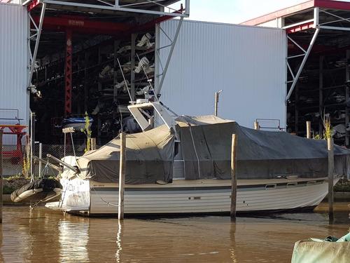 crucero fuerza 8  46 pies