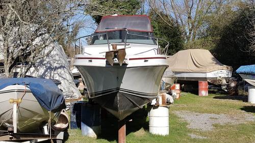 crucero gamma 29 2 m 140hp c/u 1994 liquido ya u$s 21000