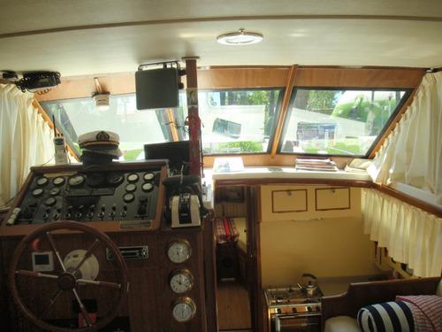 crucero garcia y de fino con linea de eje único