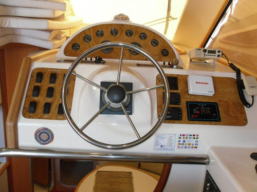 crucero genesis 387 - 1997 - 2x220hp mercruiser diesel