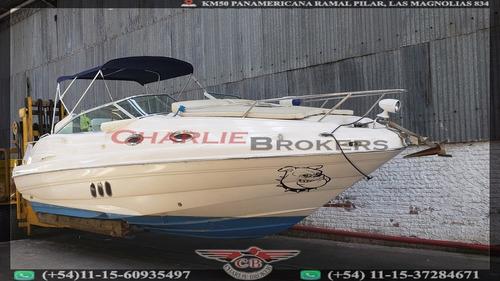 crucero genesis extrem 2750 v8 mercruiser bravo iii permuto