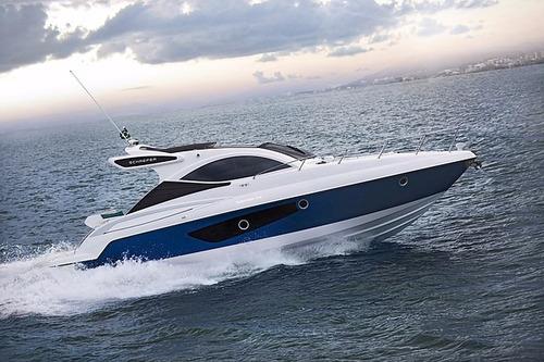 crucero importado schaefer 375 ht volvo 2x 260 hp a estrenar