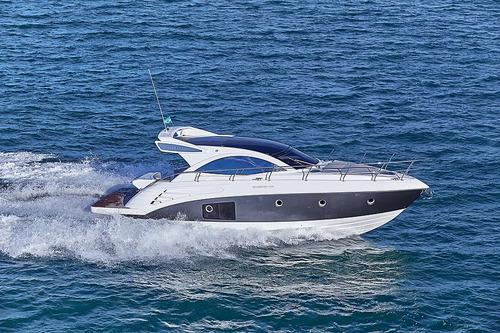 crucero importado schaefer 400 ht volvo 2x 300 hp a estrenar