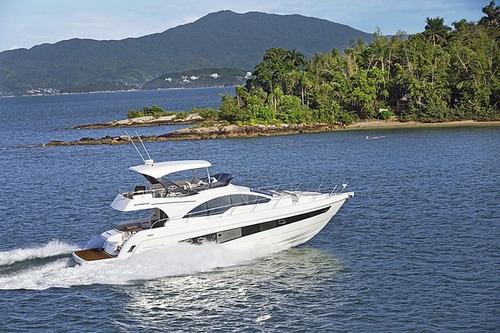 crucero importado schaefer 560 fly volv 2x 800 hp a estrenar