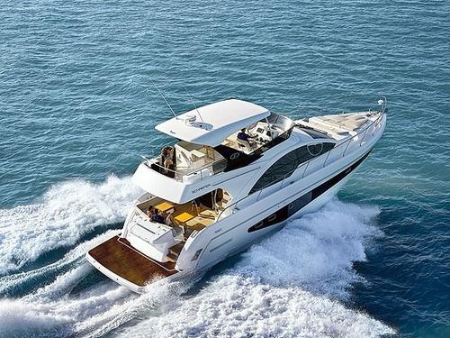 crucero importado schaefer 560  volvo ips 800 2 x 625 hp
