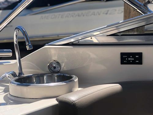 crucero lancha cuddy mediterranean 285 mercury 300 hp verado