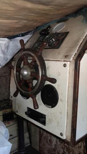crucero madera