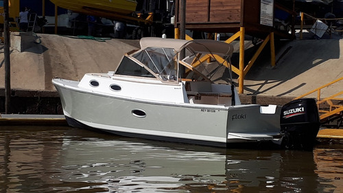 crucero mamba 25 2018 - al precio de una lancha un barco.