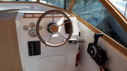crucero mamba 25 susuki 250 4tiempos - 2018