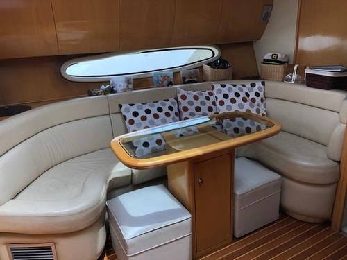 crucero marvo 44 - sergio bonora yates