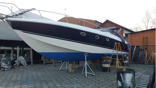 crucero mediterranean 415 2 volvo 270 hp c/u gallino marine