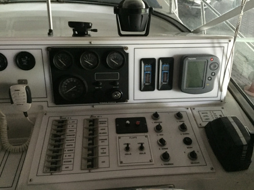 crucero nautiglass 915 con volvo 200 hp año 1996 aacc calef